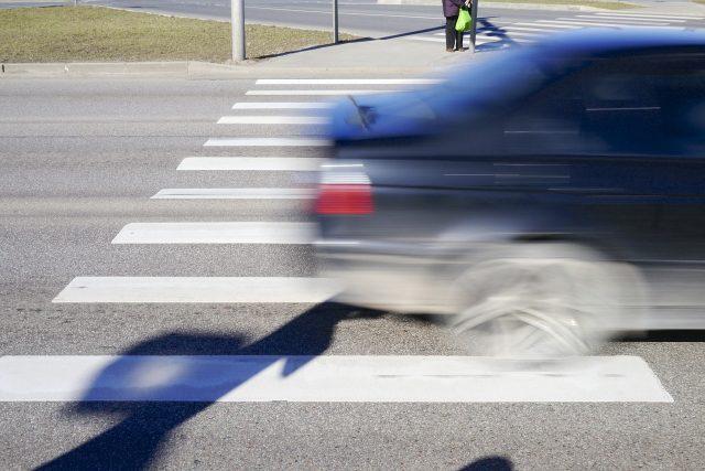 Přechod pro chodce (ilustrační foto)