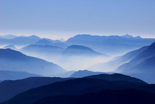 Divoké hory (ilustrační foto)