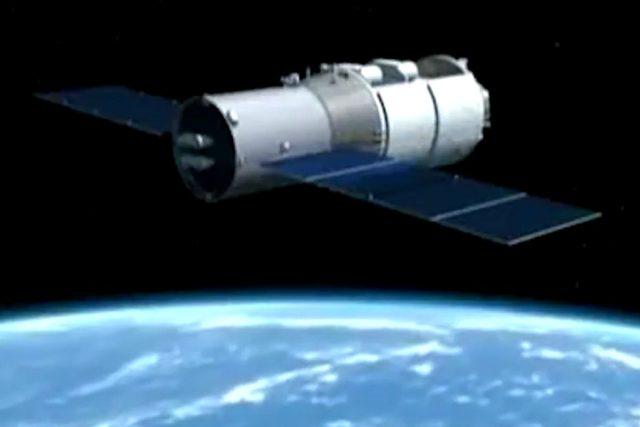 Čínská vesmírná stanice | foto:  youtube.com