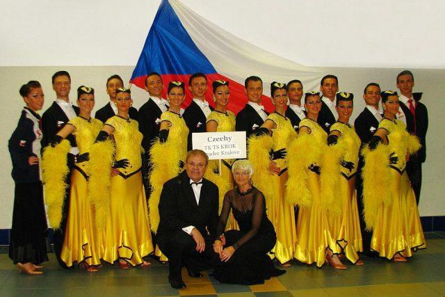 Taneční škola Krok