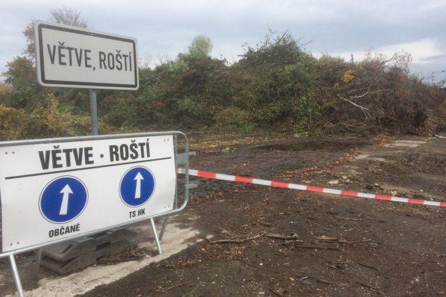 12 000 tun biologického odpadu zpracovává ročně kompostárna v Hradci Králové