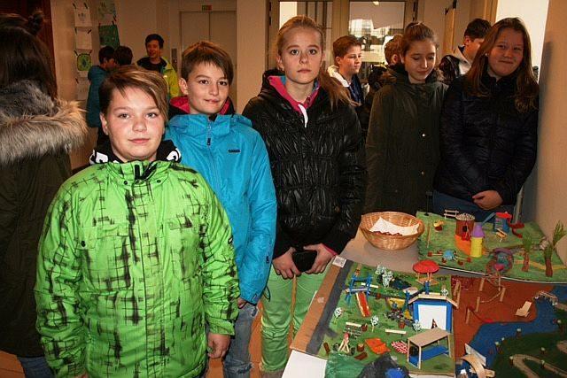 Děti ze čtyř základních škol navrhly podobu odpočinkové zóny Cidlina v Jičíně