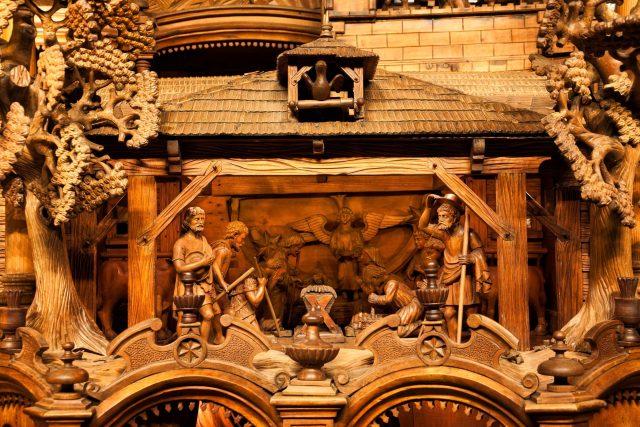 Proboštův mechanický betlém