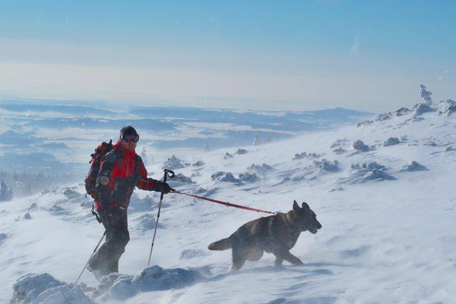Laviny nehrozí jenom v Alpách, ale i na českých horách. Třeba v Krkonoších a Jeseníkách
