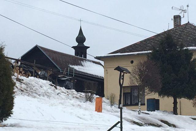 V Maršově u Úpice plánují netradiční věc. Chtějí přestěhovat unikátní zvoničku z 18. století