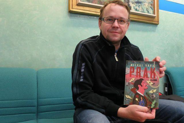 Michal Vrba - spisovatel z Nového Bydžova a jeho úspěšná kniha z období Protektorátu - román Prak