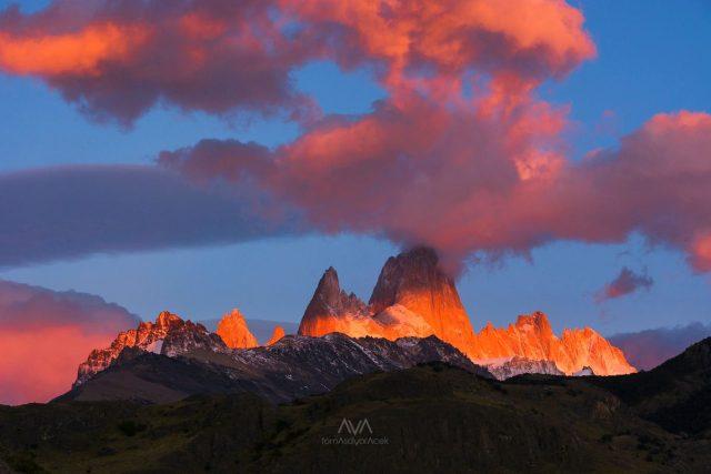 Fotograf a cestovatel Tomáš Dvořáček - Patagonie a Ohňová země