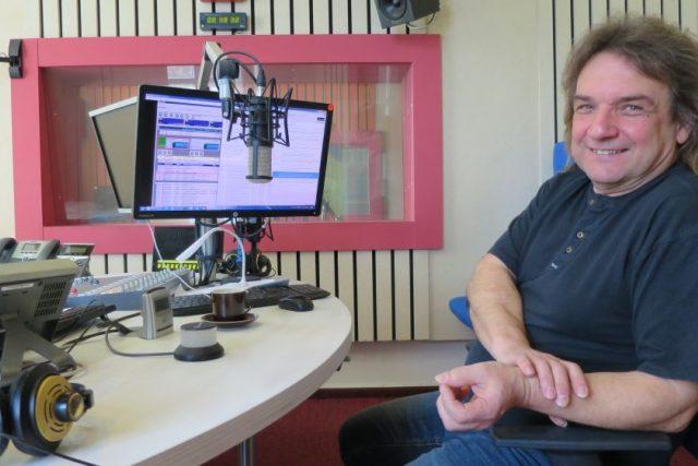 Muzikant a skvělý kytarista Petr Havrda, někdejší hudební redaktor a dramaturg Českého rozhlasu Hradec Králové