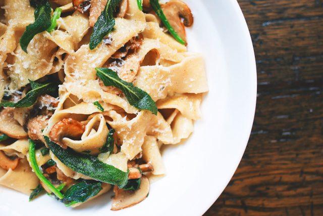 Těstoviny - nudle (ilustrační foto)