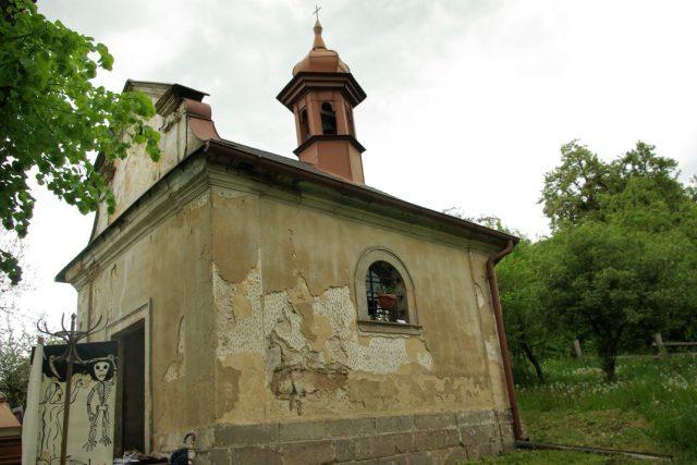 Barokní kaple sv. Isidora na Vinici