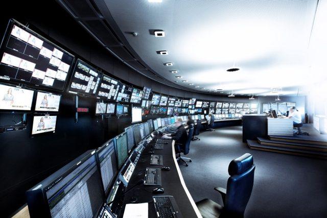 Odbavovací středisko satelitního operátora | foto: SES Astra