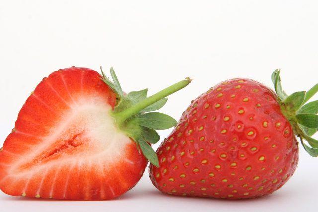 Jahody jsou chutné i zdravé (ilustrační foto)