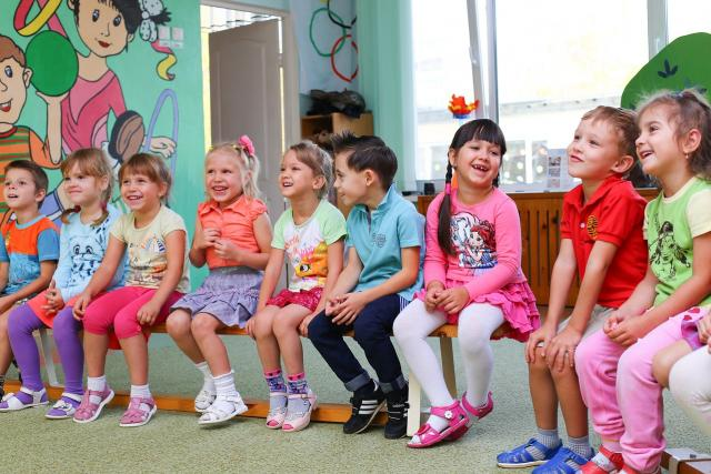 Děti ve školce (ilustrační foto)