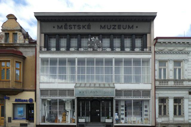 Wenkeův obchodní dům v Jaroměři je dvaadvacátou národní kulturní památkou v Královéhradeckém kraji