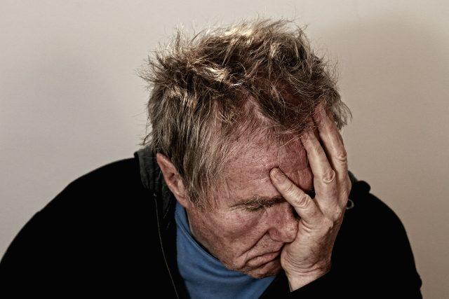 Bolest hlavy. Hluk na nás útočí  (ilustrační foto)   foto: Fotobanka Pixabay