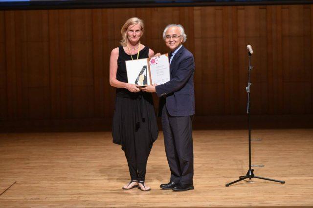 Kostýmní výtvarnice Simona Rybáková získala ocenění WSD 2017