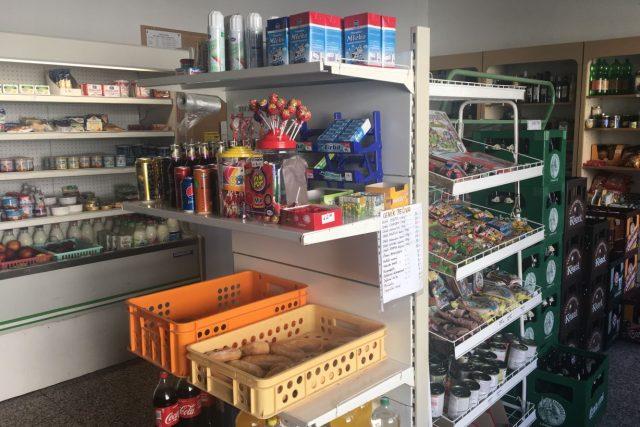 Malá obecní prodejna v Kohoutově na Trutnovsku  | foto: Václav Plecháček,  Český rozhlas