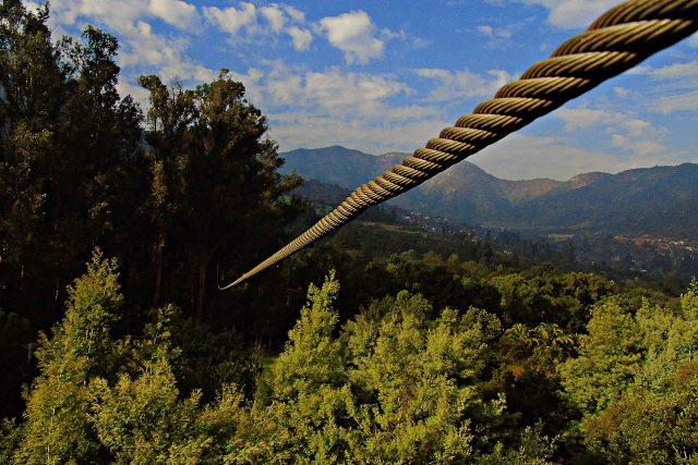 Ocelové lano slouží lanovce  (ilustrační foto) | foto: Fotobanka Pixabay