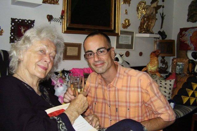 Návštěva s Květou Fialovou a Karlem Sladkým