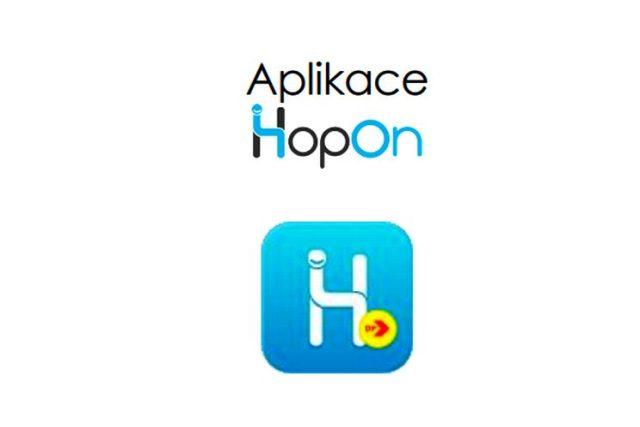 Aplikace Hopon