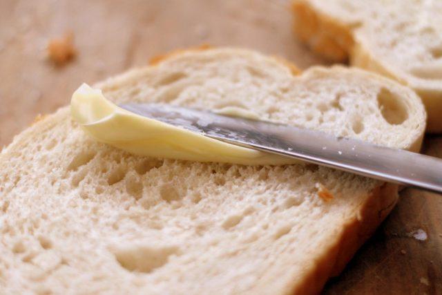 Chléb s máslem | foto:  pixabay.com