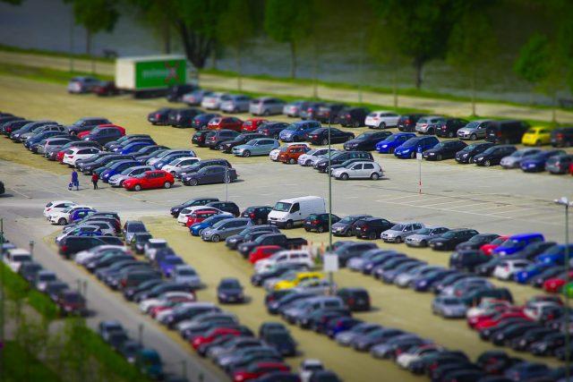Parkování (ilustrační foto)