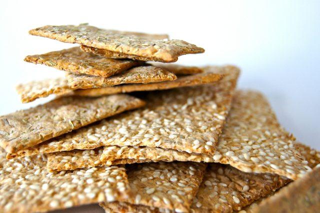 Sezamové sušenky | foto: Fotobanka Pixabay