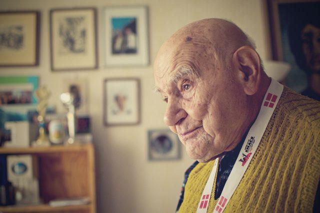 Jiří Soukup z Hradce Králové je ikonou českého vytrvalostního sportu