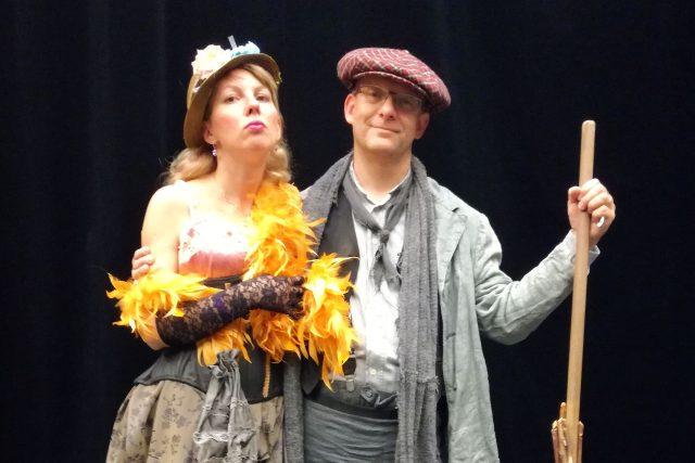 Hudební divadlo Karlín - Legenda jménem Holmes