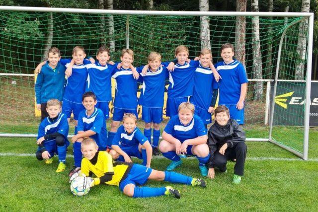 V Týništi nad Orlicí se věnují fotbalové mládeži