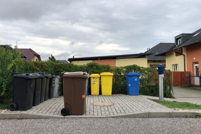 V Jičíně přibydou barevné popelnice u rodinných domů v dalších vytipovaných lokalitách