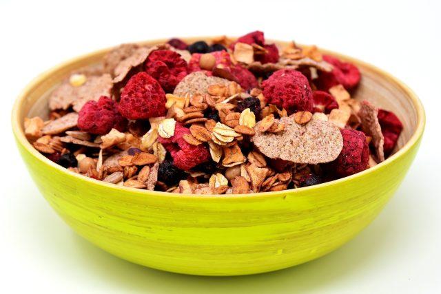 Jsou snídaňové cereálie opravdu zdravým startem do nového dne?  (ilustrační foto) | foto: Fotobanka Pixabay