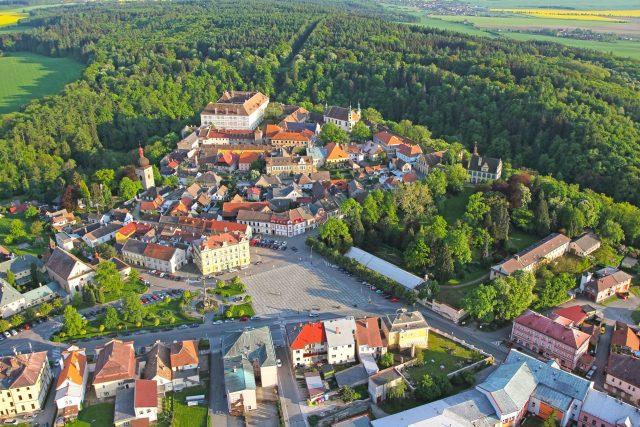 Městská památková zóna Opočno