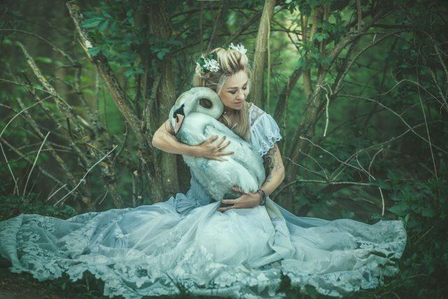 Do fotografií promítám své emoce a vnitřní svět   foto:  Jana Pechlátová