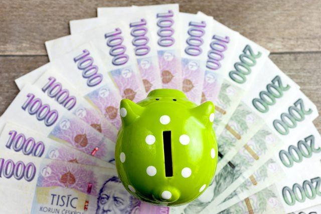Ekonomika, peníze (ilustrační foto)