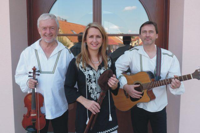 Hradecká folková skupina Kantoři