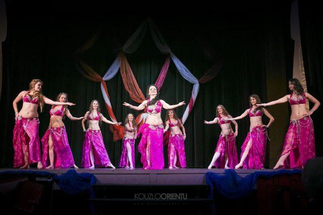 Orientální tanec je životní láskou Dany Minaříkové Sahar