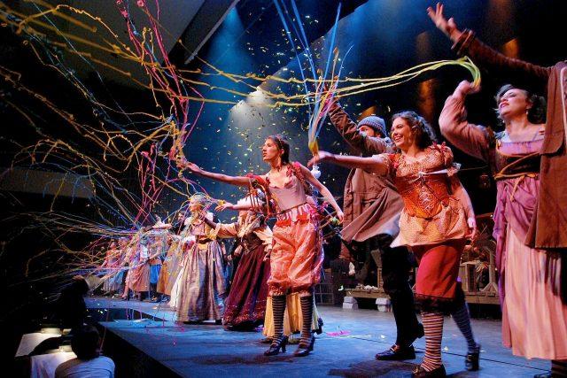 25. ročník festivalu Divadlo evropských regionů má připraven bohatý program  (ilustrační foto) | foto: Fotobanka Pixabay