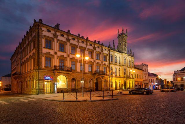 Radnice v Hořicích | foto: Město Hořice