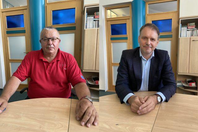 Do druhého kola senátních voleb v obvodu Hradec Králové postoupili Jiří Mašek za Hnutí ANO a Jan Holásek, nezávislý kandidát za HDK