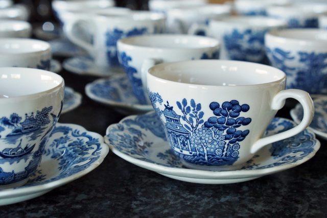Porcelán je nádherný a ušlechtilý materiál