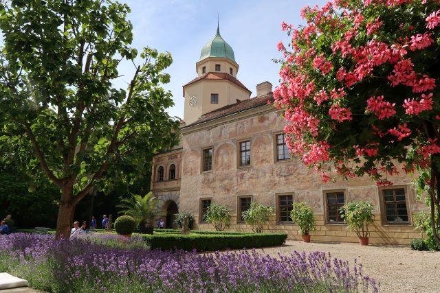 Zámek Častolovice | foto: archiv zámku Častolovice