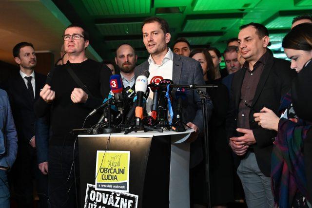 Igor Matovič, pravděpodobný příští slovenský premiér