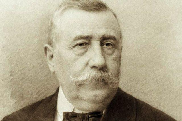 Antonín Petrof - zakladatel firmy vyrábějící v Hradci Králové klavíry