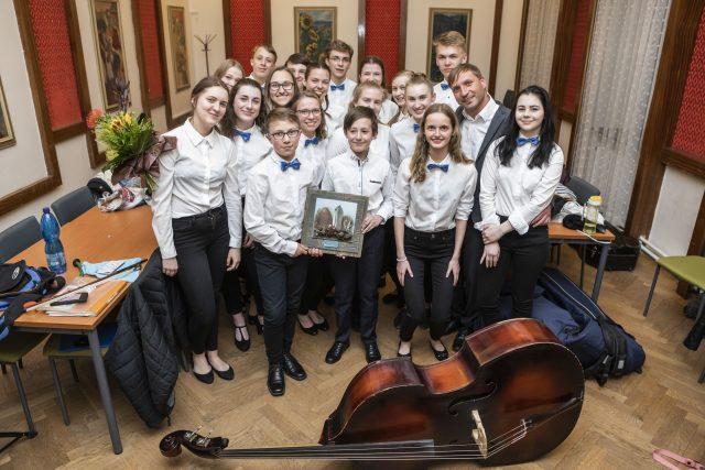 Talent královéhradecké kultury 2018 - Smiling String Orchestra