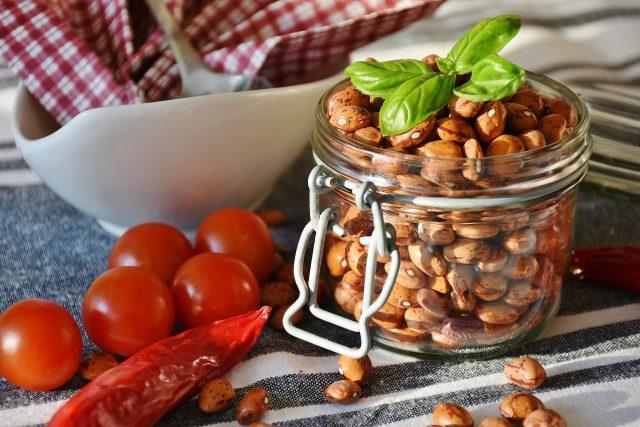 Luštěniny jsou skvělá potravina! A fazole obzvlášť. Udělejte si je dušené s rajčaty (ilustrační foto)
