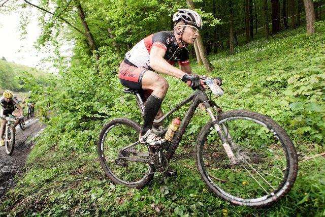 Cyklista Jan Hruška se snaží předat své profesionální zkušenosti mladé generaci | foto: archiv Jana Hrušky
