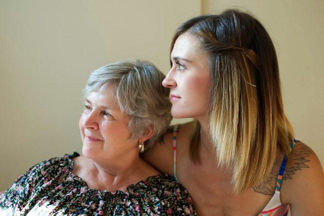 Stárnout s grácií