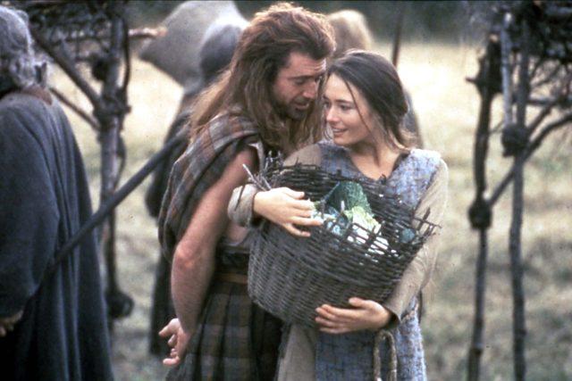 Záběr z filmu Statečné srdce