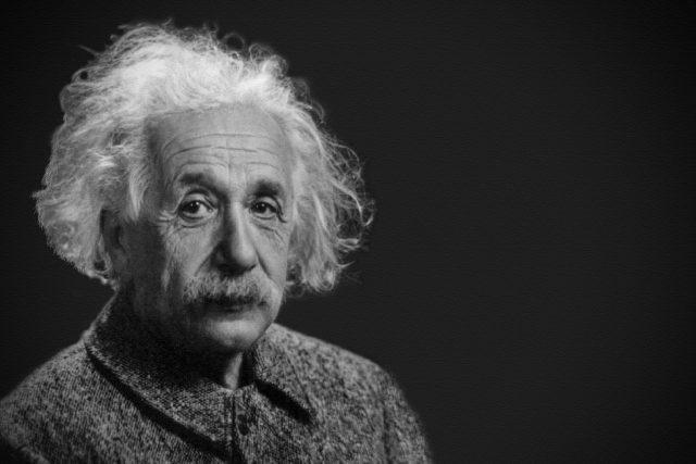 Albert Einstein | foto: Pixabay